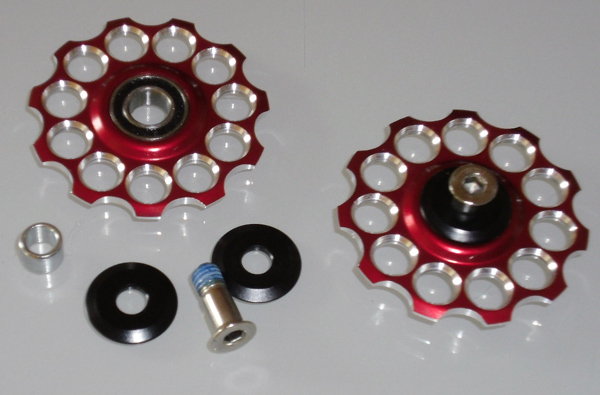 Tuning Jockey Wheels